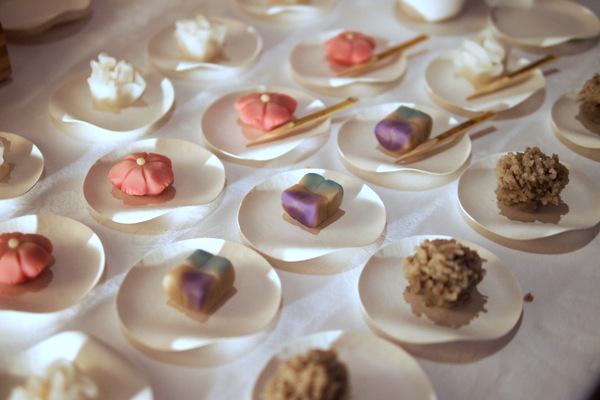 「八雲茶寮」の和菓子