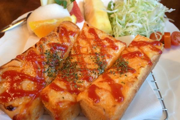 チーズトーストスペシャル