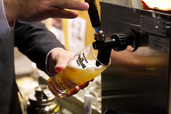 生ビールサーバ