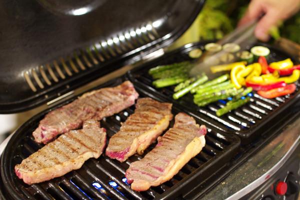 牧草牛サーロインステーキ