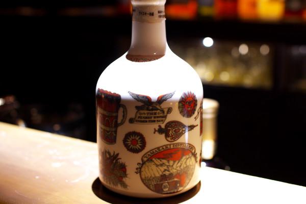 赤坂の近隣に配ったウイスキー
