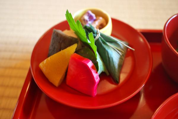 天龍寺 精進料理 篩月(しげつ)4