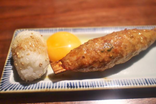 新宿 地鶏焼 とりや