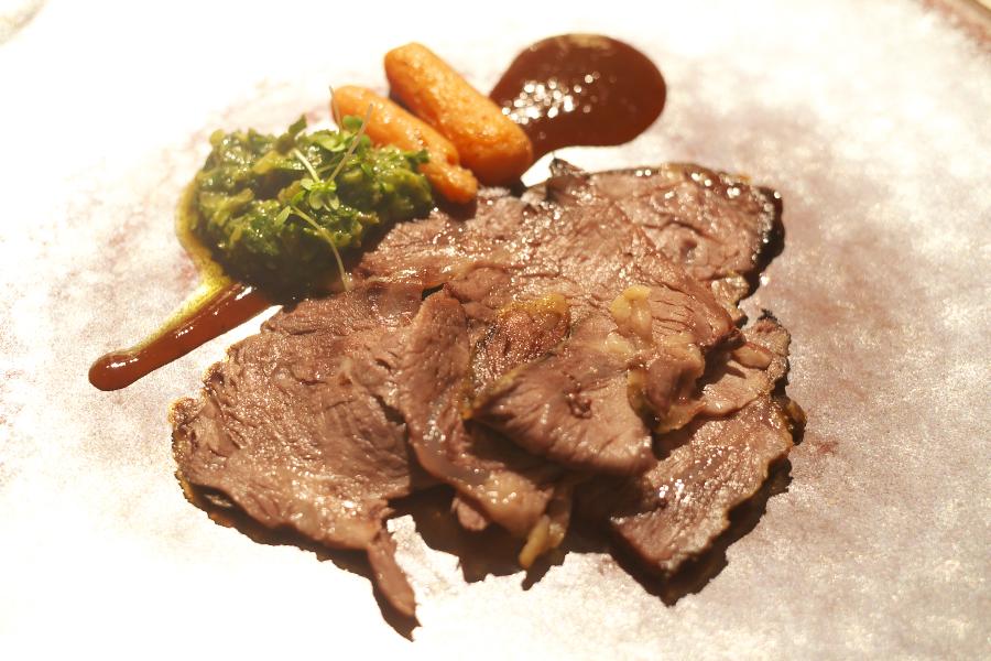 ニュージーランド牧草牛 試食ディナー 2016
