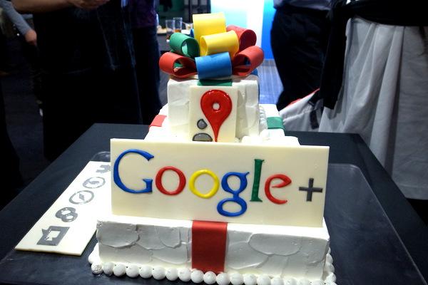 Google+ ローカル リリースパーティー