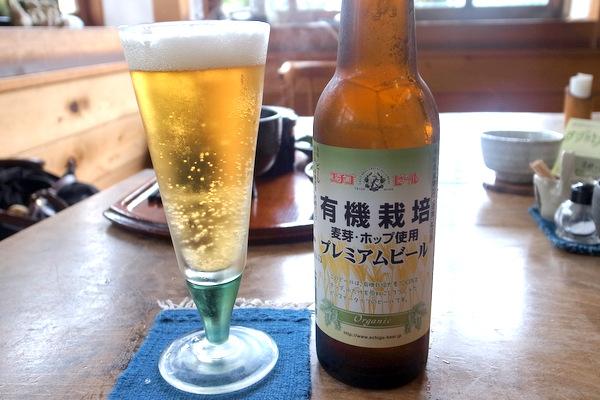 オーガニックビール