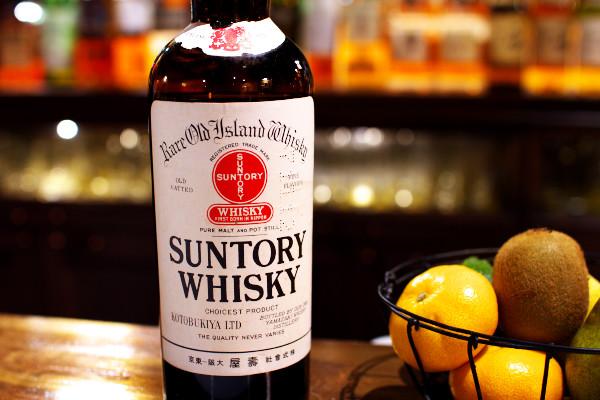 国産初の本格ウイスキー「白札」
