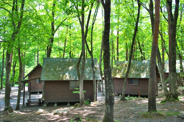 燻製キャンプ 白州3