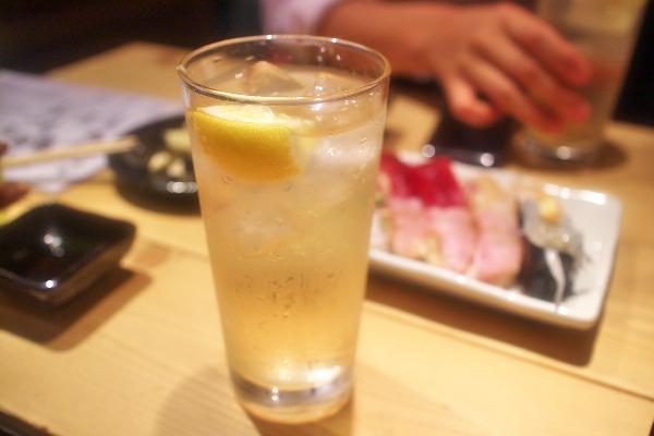 寿司 にぎにぎ一 西荻窪4