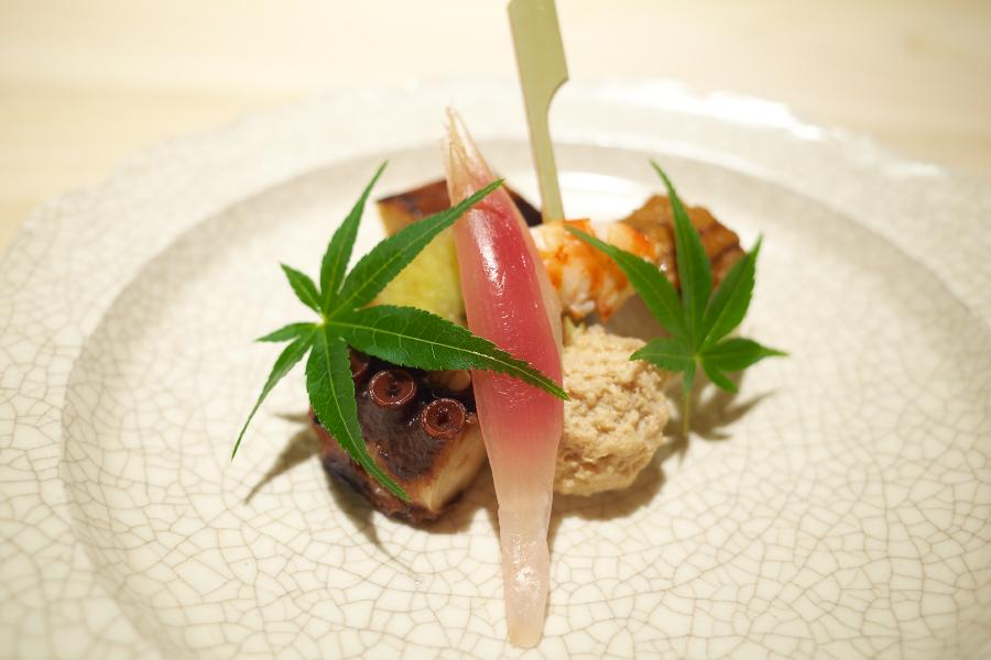 日本料理 乃木坂 しん